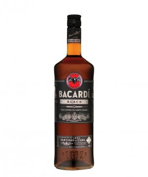 Ռոմ Bacardi Black 0.7լ