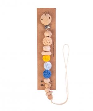 Ամրակ «Crafts by Ro» ծծակի և խաղալիքների համար №1