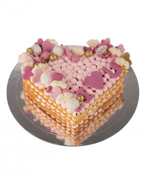 Cake `Sweet Heart`